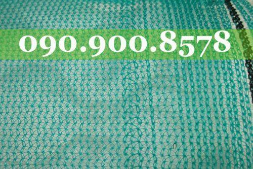 Lưới bao che xây dựng 60 gram/m2